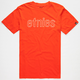 ETNIES Corporate Outline Mens T-Shirt