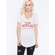 YOUNG & RECKLESS 86er Womens Tee