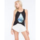 VOLCOM Straight Laced Womens Shorts