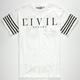 CIVIL Civil Standard Mens T-Shirt