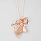 FULL TILT Sweet Leaf Charm Necklace