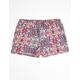 FULL TILT Medallion Tie Girls Shorts