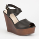 BAMBOO Wesley Womens Wedges