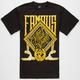 FAMOUS STARS & STRAPS Devotion Mens T-Shirt