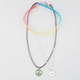 3 Pack Tattoo Choker/Peace/Flower Necklaces