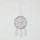 FULL TILT Flower Dream Catcher Necklace