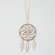 FULL TILT Flower Dream Catcher Necklace