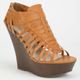 BAMBOO Stef Womens Wedges