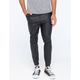 ELWOOD Faux Leather Mens Jogger Pants