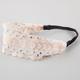 FULL TILT Crochet Mesh Headwrap