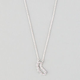 FULL TILT CA Cut Out Necklace