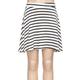 FULL TILT Stripe Girls Skater Skirt