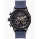 NIXON 38-20 Chrono Leather Watch