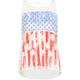 FULL TILT Americana Bar Back Girls Tank