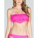 DAMSEL Fringe Bandeau Bikini Top