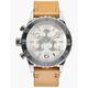 NIXON 42-20 Chrono Leather Watch