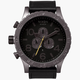 NIXON 51-30 Chrono Leather Watch