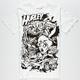 HURLEY 2Shae Mens T-Shirt