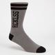 YOUNG & RECKLESS Gametime Mens Socks