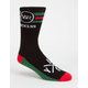 YOUNG & RECKLESS Victory Lap Mens Socks