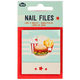Fast Food Mini Nail Files