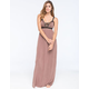 LIRA Boarderline Maxi Dress