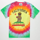 RIOT SOCIETY Back 2 Cali Tie Dye Boys T-Shirt