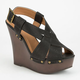 QUPID Kendall Womens Wedges