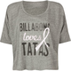 BILLABONG B4BC Loves Tatas Womens Tee