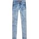 YMI Back Pocket Stitch Girls Skinny Jeans