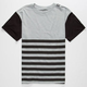 NEFF Half Stripe Boys T-Shirt