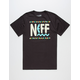 NEFF Tribal Beach Mens T-Shirt