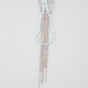 FULL TILT Seed Bead Chain Knot Necklace