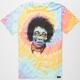 ROOK Purple Haze Tie Dye Mens T-Shirt