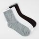 FULL TILT 3 Pairs Super Soft Womens Low Crew Socks
