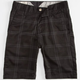 VOLCOM Frickin Plaid Boys Shorts
