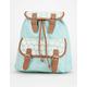 Sky Crochet Backpack