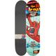 SANTA CRUZ x Marvel Spiderman Hand Full Complete Skateboard