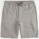 LEVI'S Mens Marled Shorts