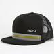 RVCA Draughts Mens Trucker Hat