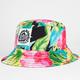 MILKCRATE ATHLETICS Floral Print Mens Bucket Hat