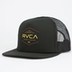 RVCA Industrial Mens Trucker Hat