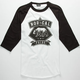 NOR CAL Pride Mens Baseball Tee