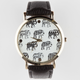 Elephant Face Watch