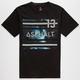 AYC Cosmic Lines Mens T-Shirt