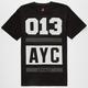 ASPHALT YACHT CLUB Sport Mens T-Shirt