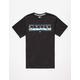 RIP CURL Shutter Classics Mens T-Shirt
