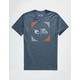RIP CURL Trails Mens T-Shirt
