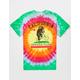 RIOT SOCIETY Tie Dye Cali Bike Mens T-Shirt