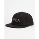RVCA Brews Mens Strapback Hat